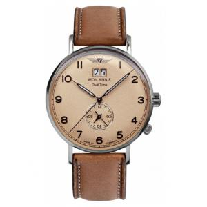 Pánské hodinky IRON ANNIE Dual Time 5940-3