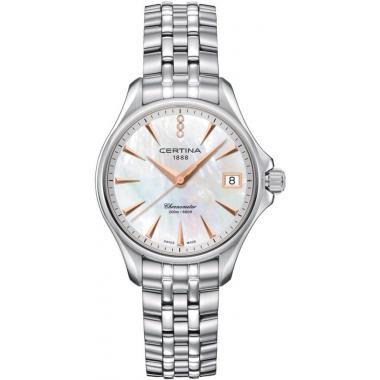 Dámské hodinky CERTINA DS Action Chronometer Diamonds C032.051.11.116.00