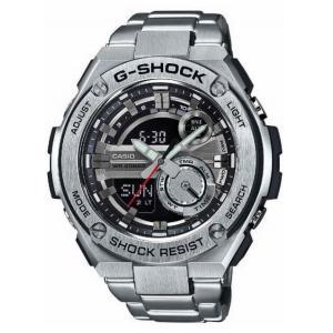 Pánské hodinky CASIO G-SHOCK G-Steel GST-210D-1A
