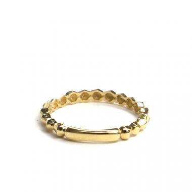 Prsten ze žlutého zlata Pattic AU 585/000 1,2 gr, ARP636301-54
