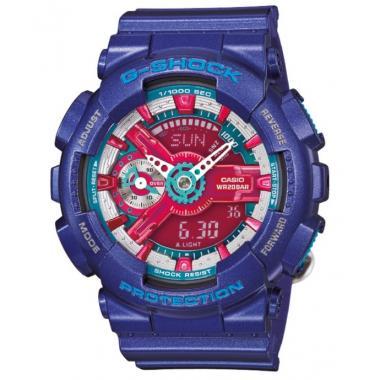 Dámské hodinky CASIO G-Shock GMA-S110HC-2A
