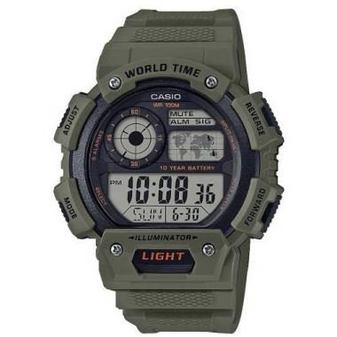 Pánské hodinky CASIO Collection Digital AE-1400WH-3AVEF