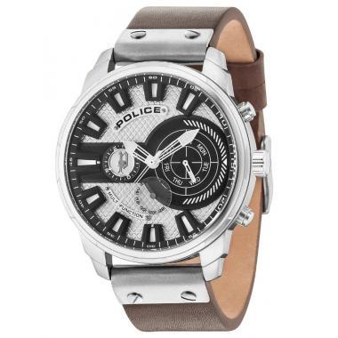 Pánské hodinky POLICE Leicester PL15217JS/04A