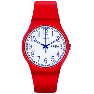 Hodinky SWATCH Red Me Up SUOR707