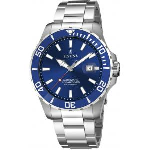 Pánske hodinky FESTINA Automatic  sapphire 20531/3