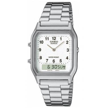 Pánské hodinky CASIO Collection Retro AQ-230A-7BMQYES