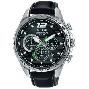 Pánské hodinky PULSAR Chronograph Solar PZ5023X1