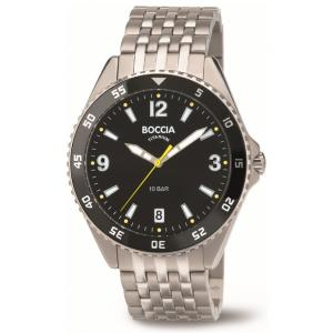 Pánské hodinky BOCCIA TITANIUM 3599-03