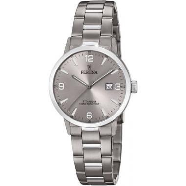 Dámské hodinky FESTINA Titanium Date 20436/2