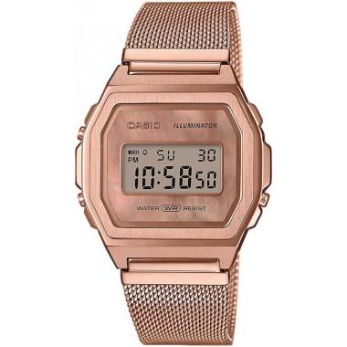 Hodinky Casio Collection Retro A-1000MPG-9EF
