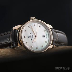 Dámské hodinky CERTINA DS Podium Automatic C001.007.36.116.00