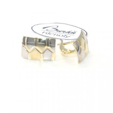 Zlaté náušnice Pattic AU 585/000 1,40 gr, PTZ09704E