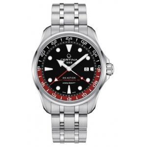 Pánské hodinky CERTINA DS Action GMT Powermatic 80 C032.429.11.051.00