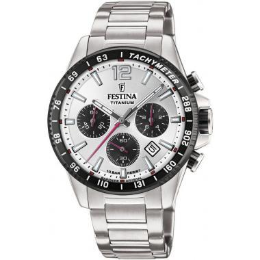 Pánské hodinky Festina Titanium Sport Chronograph 20520/1