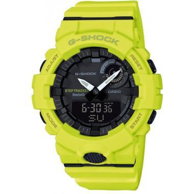 Pánské hodinky CASIO G-SHOCK Bluetooth GBA-800-9AER