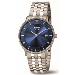 Pánské hodinky BOCCIA TITANIUM 3607-03