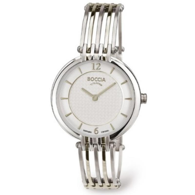 Dámské hodinky BOCCIA Titanium 3219-02  e90ef99ebd