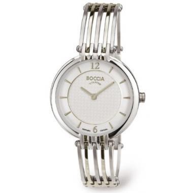 Dámské hodinky BOCCIA TITANIUM 3213-01