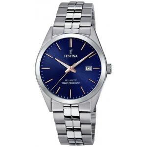 Pánské hodinky FESTINA Classic Bracelet 20437/B