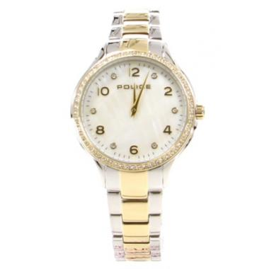 Dámské hodinky POLICE Ladies PL14674BSTG/28M