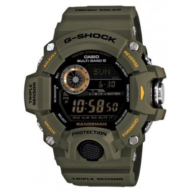Pánské hodinky CASIO G-SHOCK Rangeman GW-9400-3 cefc04a092
