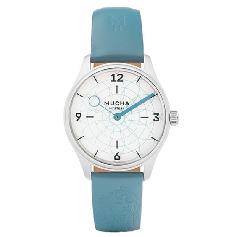 Dámské hodinky PRIM MUCHA MYSTERY 37-227-427-00-1