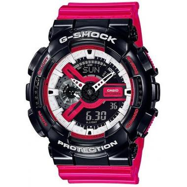Pánské hodinky CASIO G-SHOCK GA-110RB-1AER