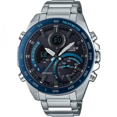 Pánské hodinky CASIO   ECB-900DB-1BER