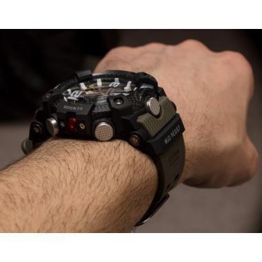 Hodinky CASIO G-Shock Mudmaster Carbon Core Guard GG-B100-1A3ER
