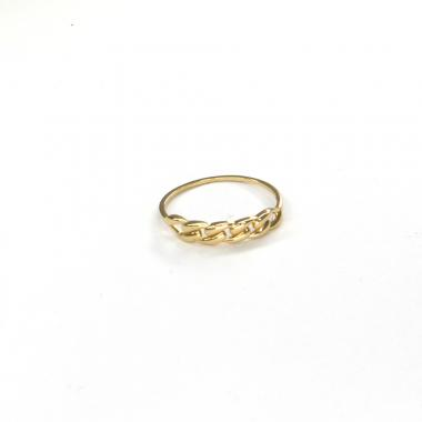 Prsten ze žlutého zlata Pattic AU 585/000 1,45 gr ARP678601Y-63