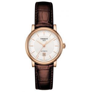 Dámské hodinky TISSOT Carson Automatic T122.207.36.031.00