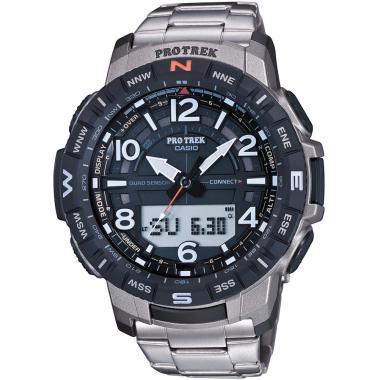 Pánské hodinky CASIO PRO TREK PRT-B50T-7ER