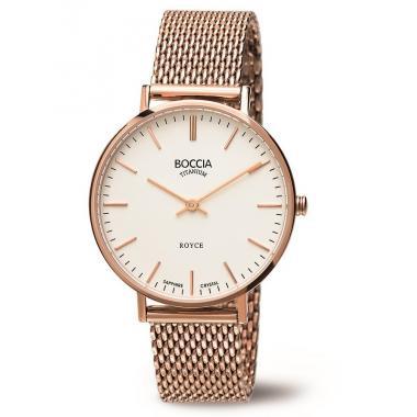 Dámské hodinky BOCCIA TITANIUM 3590-09