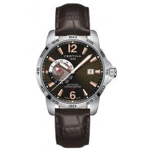 Pánské hodinky CERTINA DS Podium Chronometer GMT C034.455.16.087.01