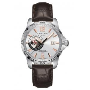 Pánské hodinky CERTINA DS Podium Chronometer GMT C034.455.16.037.01