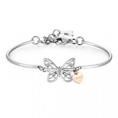 Náramek BROSWAY Chakra Butterfly BHK402