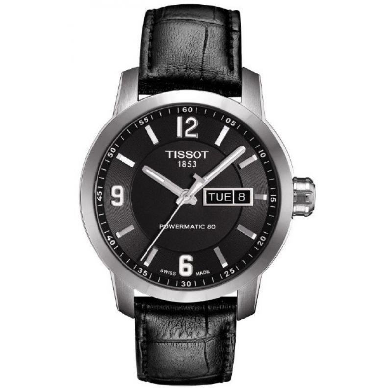 Pánské hodinky TISSOT PRC 200 Powermatic 80 T055.430.16.057.00