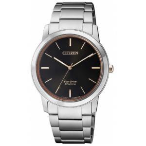 Dámské hodinky CITIZEN Titanium Eco-Drive FE7024-84E