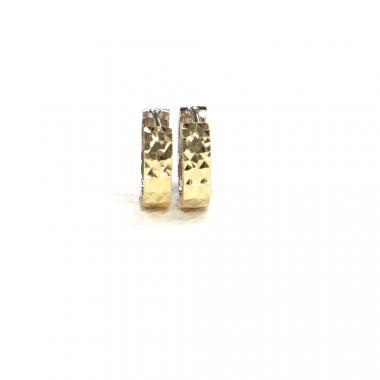 Náušnice ze žlutého zlata Pattic AU 585/000 1,60 gr ARP169404