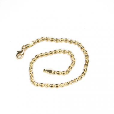 Náramek ze žlutého zlata Pattic AU 585/000 2,75 gr ARP010203-19