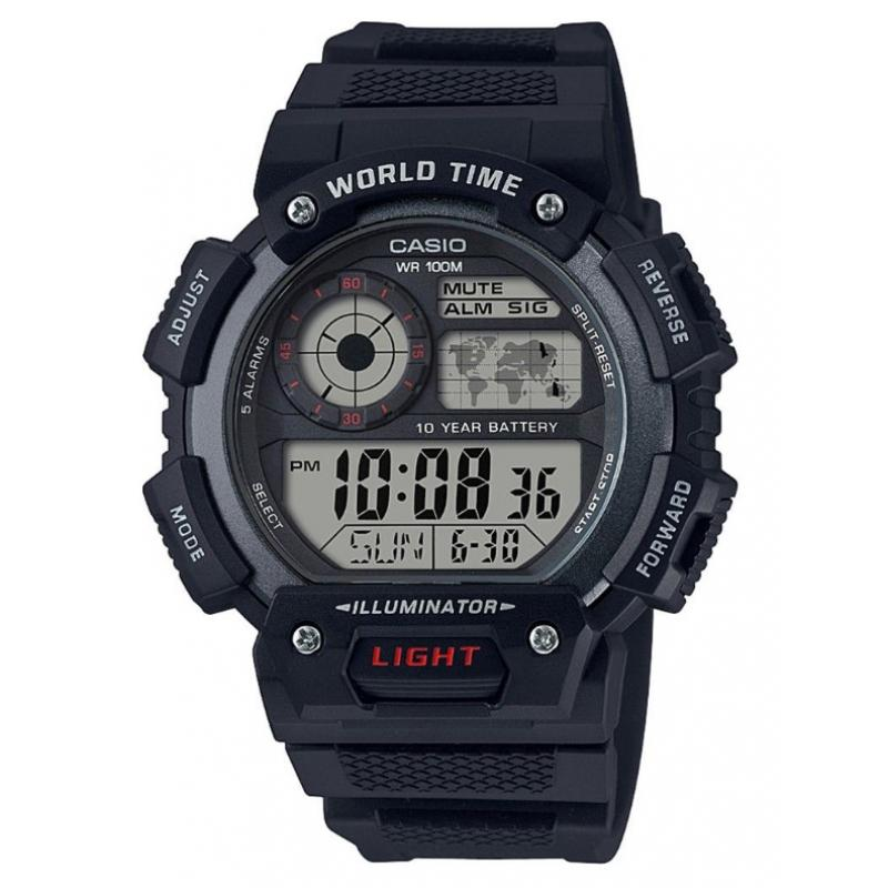 Pánské hodinky CASIO AE-1400WH-1AVEF