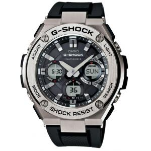 Pánské hodinky CASIO G-SHOCK G-Steel GST-W110-1A