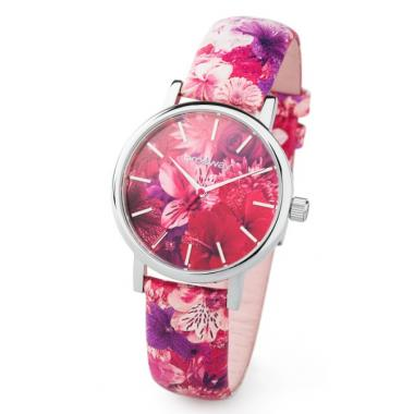 Dámské hodinky BROSWAY Gitana Red Perfume WGI17
