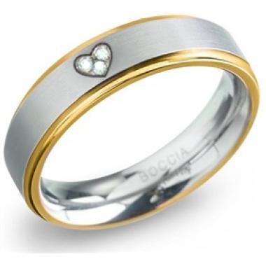 Titanový prsten BOCCIA 0134-06