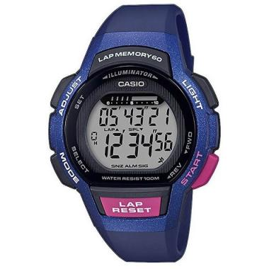 Dámské hodinky CASIO Collection Basic LWS-1000H-2AVEF