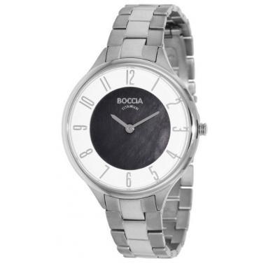 Dámské hodinky BOCCIA TITANIUM 3240-04