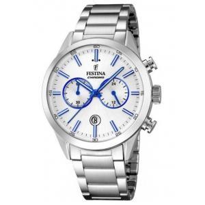 Pánské hodinky FESTINA Timeless Chronograph 16826/A