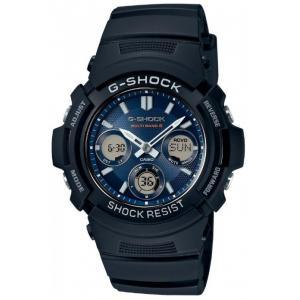 Pánské hodinky CASIO G-SHOCK AWG-M100SB-2A