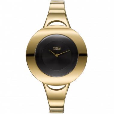 Dámské hodinky STORM Centro Gold Black 47449/GD