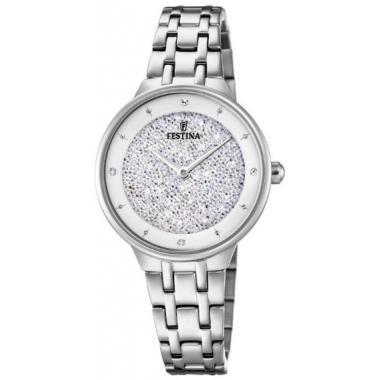 Dámské hodinky FESTINA Swarovski 20382/1